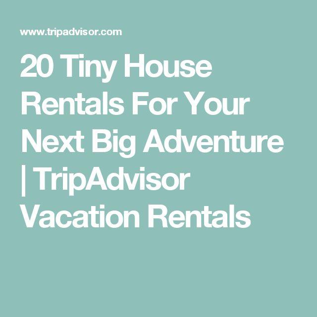 20 Tiny House Rentals For Your Next Big Adventure | TripAdvisor Vacation Rentals