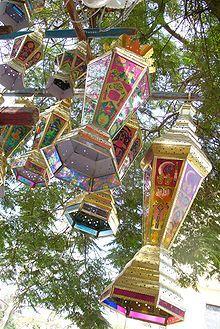 Ramadan lanterns