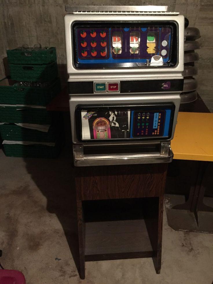 Machine à sous vintage