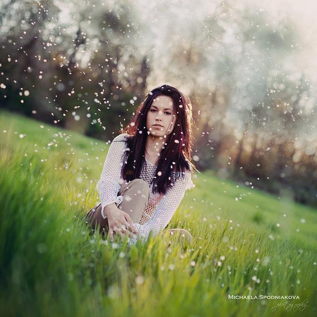 sparkling beauty, via Flickr.
