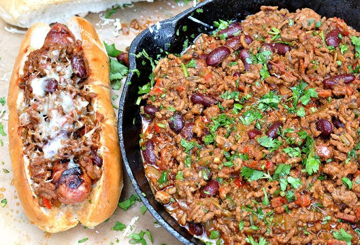 This is a classic American dish that we knew would work really well with a chilli con carne made with Gran Luchito Smoked Chilli Paste.