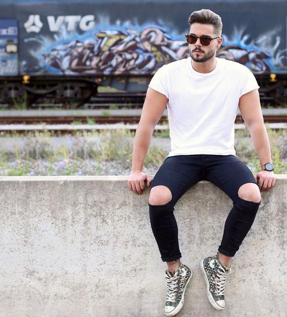 Top Les 223 meilleures images du tableau Mode homme | Look casual sur  EK89
