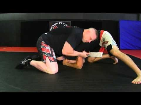 Catch Wrestling: Snake Pit U.S.A. Schultz Headlock variations to submissions - YouTube