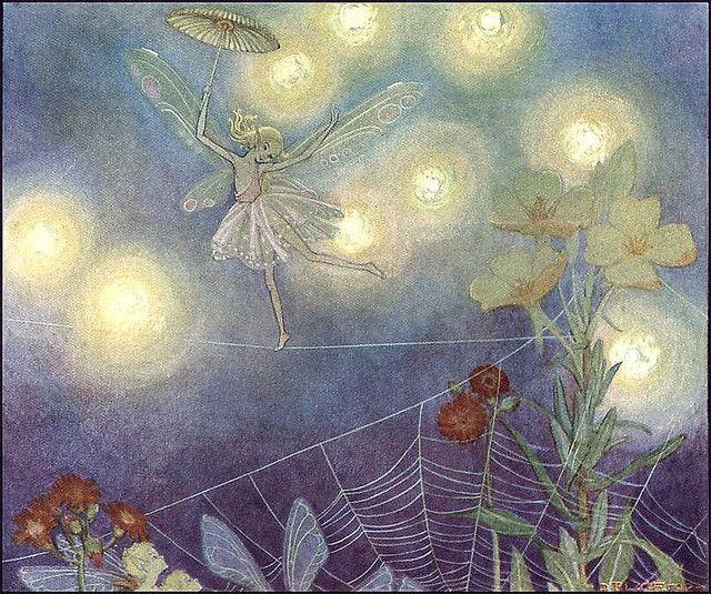 Fairy Circus by Dorothy Lathrop