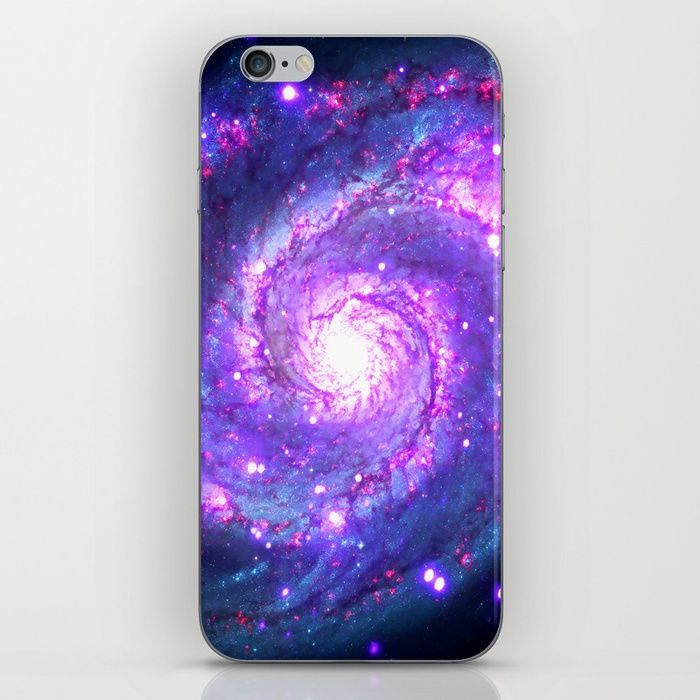 Buy Ultra Violet Galaxy iPhone Skin by augustinet. Worldwide shipping available at Society6.com. Just one of millions of high quality products available.