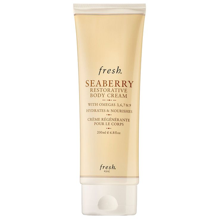 Shop Fresh's Seaberry Restorative Body Cream at Sephora. The ultra-hydrating and nourishing treatment restores, protects, and softens skin.