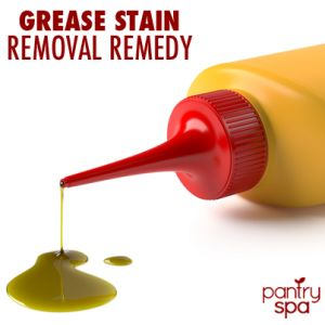 WD-40 Grease Stain Remover: Grease Stain Home Remedy - Pantry Spa