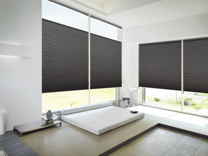 Top Down Blinds For A Modern Look | Drapery Room Ideas