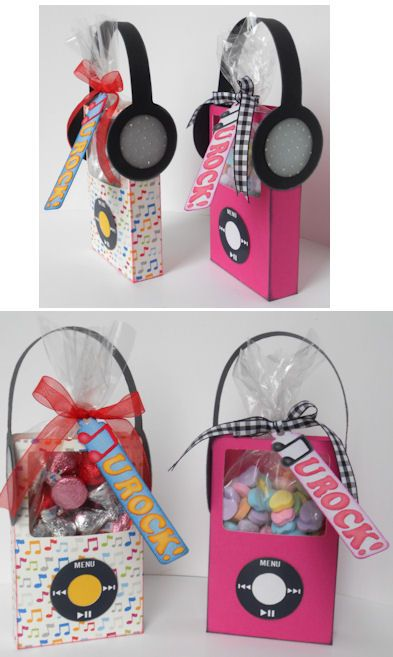 Valentine Treat Boxes Paper Piecing Patterns & Cutting Files (SVG,WPC,GSD,DXF,AI,JPEG)