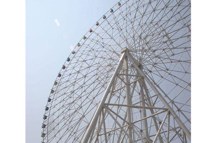 Roda-gigante Estrela de Nanchang, Nanchang, China