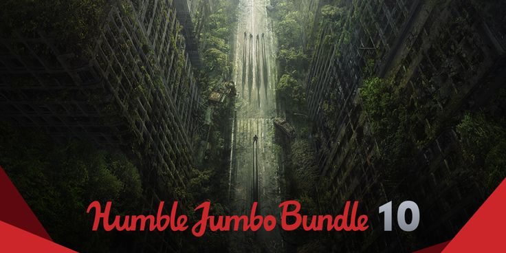 Pay your own price Humble Jumbo Bundle featuring Wasteland 2! - Armchair Arcade