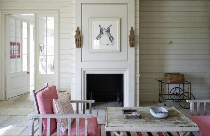 Las 25 mejores ideas sobre chimenea blanca en pinterest - Chimenea blanca decorativa ...
