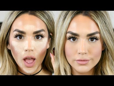 Contouring with drugstore makeup ft. Covergirl Cosmetics