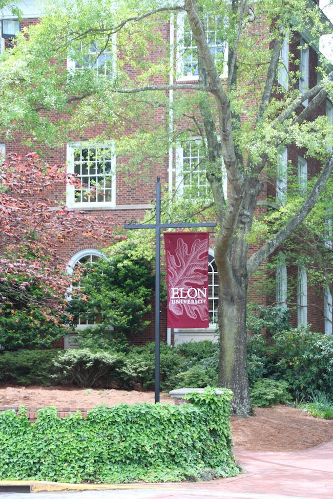 Gimme Glamour: Where I'm Headed to College Next Year. Elon University.