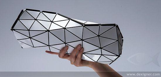 Futuristic Bag by Bao Bao