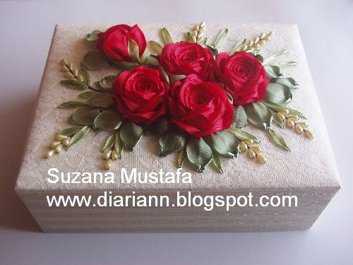 Suzana Mustafa: Kotak Sulaman Reben