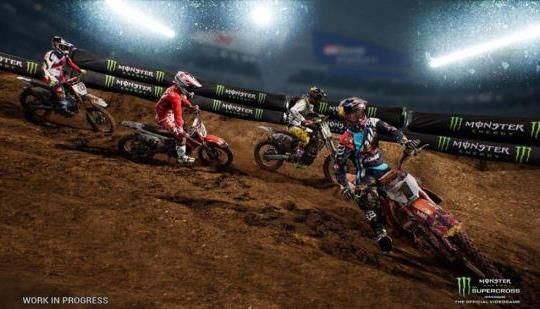 Supercross: The Official Videogame PS4 Review - The Zombie Chimp: Can Milestones debut Supercross game follow in the footsteps of their…