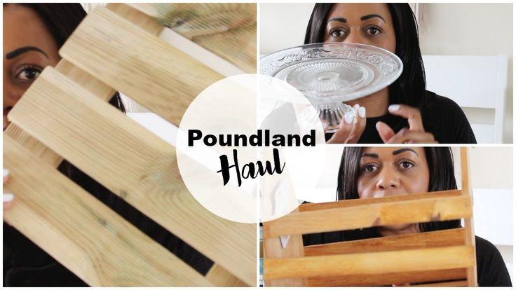 Poundland Haul