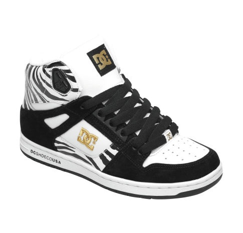 Zebra black and gold