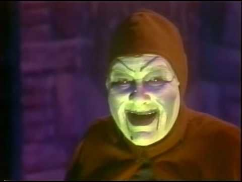 If you lived in Indiana then you may remember Sammy Terry, our late night host of Friday night scary movies on channel 4. He scared kids to death back then but we always came back for more...fond memories!