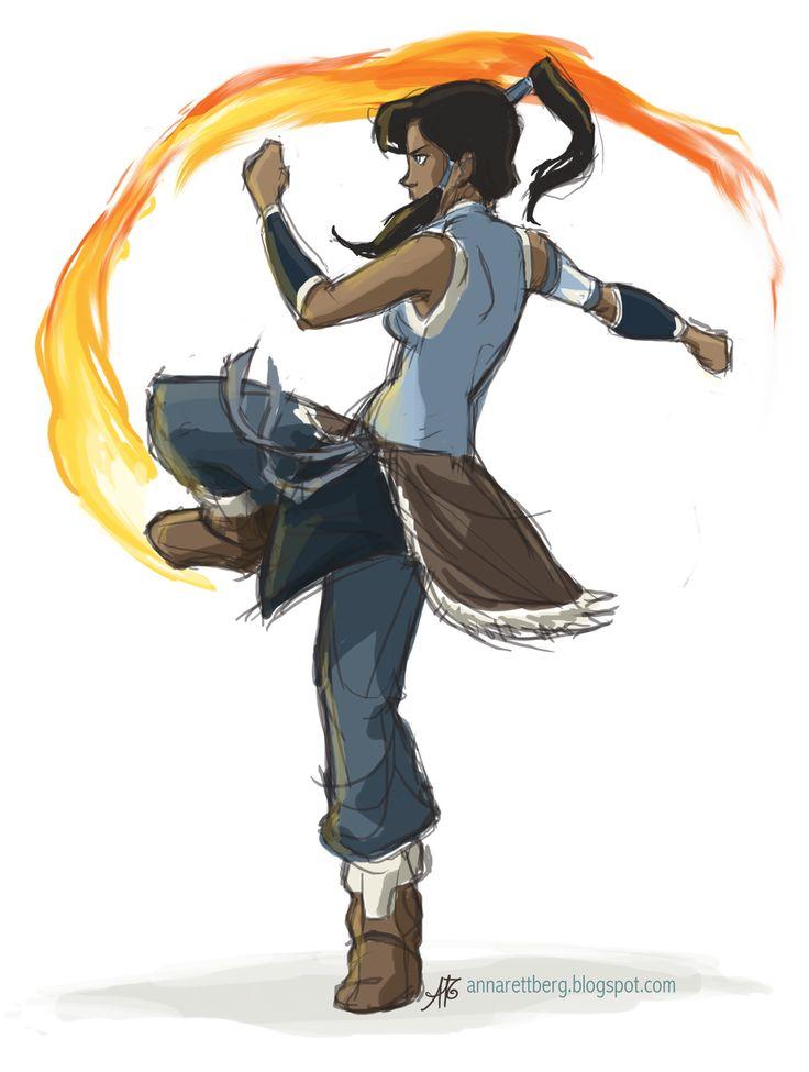 Firebending #Korra