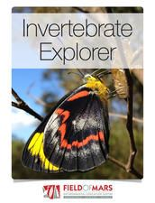 Invertebrate Explorer ~ This multitouch book focuses on the amazing world of invertebrates. Explore all the major invertebrate groups including arthropods, molluscs and annelids. Find out about invertebrate classification, their features and adaptations though narrated videos, beautiful images, interactive activities and detailed text.  A great companion to explorations of natural environments. While focus of this book is on Australian invertebrates it can be used in a variety  of countries.