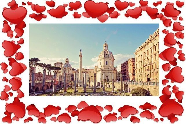 Would you like to spend your Valentine's day in Rome? Celebrate your love in one of the most beautiful cities on earth! Rome4all will help you plan your holiday with tips, accommodations, romantic dinners and travel packages. http://www.rome4all.com/en/