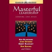 As a follow up to the success of Lead Like Jesus, Masterful Leadership features further teaching on the subject of Leadership featuring the likes of Ken Blanchard, John Ortberg, Henry Blackaby, Bob Buford, and many others.