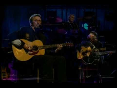 Eric Clapton's song to his late son. Tears In Heaven.  so touchingly beautiful