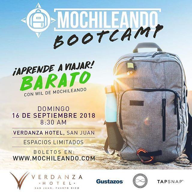 Puerto Rico See You Soon Repost Mochileandopr Mochileando Boot Camp Es Un Seminario Donde Aprenderás Las Mejo Puerto Rico Ruta De Viaje Ciudad De New York