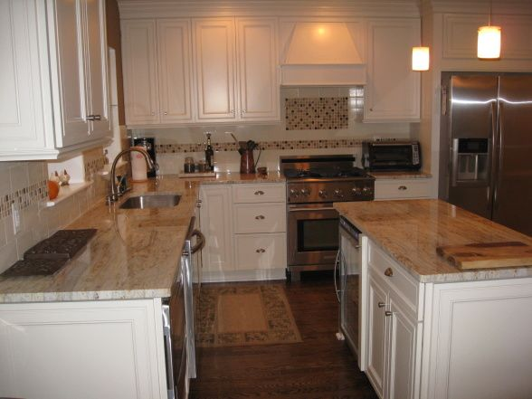 28 best images about kitchen remodel on pinterest for Kitchen design 9x9