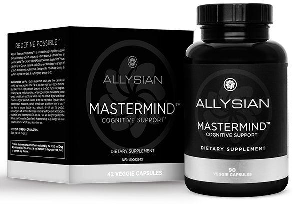 MASTERMIND™ - Allysian Sciences - REDEFINE POSSIBLE.™