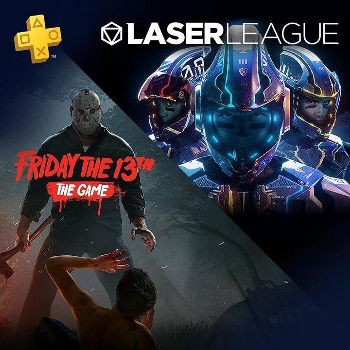 Ps Plus De Outubro Friday The 13th The Game Ps4 Laser League Ps4 Master Reboot Ps3 The Bridge Ps3 Ps4 Vita Rocketbirds 2 Evolution Vita Ps4 2