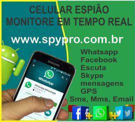 spypro.com.br  Detetive Celular Espião Detetive Celular