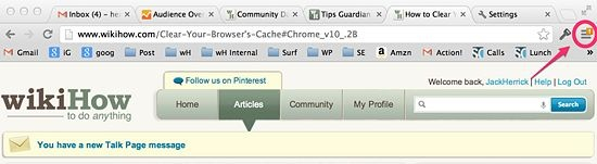 How to Clear Your Browser's Cache (with screenshots) - wikiHow