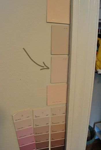 The Perfect Soft Pink Paint Color For Nursery Walls Belt
