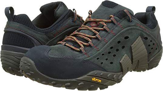 ffe82c49 Amazon.com | Merrell Intercept Walking Shoes UK 6.5 Blue Wing ...