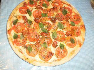 """Receitas e Dicas com o """"Pulo do Gato""""!: Pizzaaaaaaaaaa!!!"""