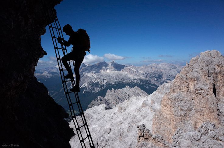 Dolomites, Italy, via ferrata, Cristallo ..Can't freakin wait for next summer!!! Fell in love with via ferrata's living in Italy. The most amazing views you have ever seen :)