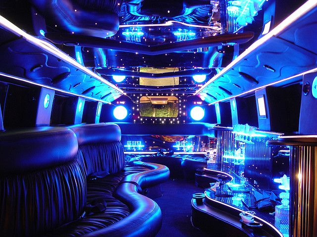 Inside A Hummer Limo Limo Hummer Limo Inside Car