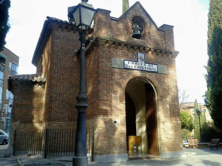 Ermita de San Cristóbal Leganés