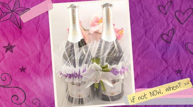 Украшения на бутылки с шампанским Gilliann Orchids Flower GLS057 http://www.wedstyle.su/katalog/anniversaries/svadebnye-bokaly/ukrashenija-na/ukrashenija-na-butylki-s-shampanskim-1523