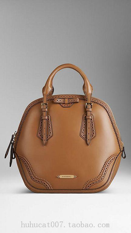 Burberry Handbag Brown