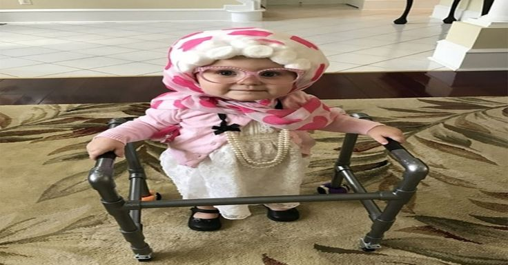 Cutest baby Halloween costume. : aww