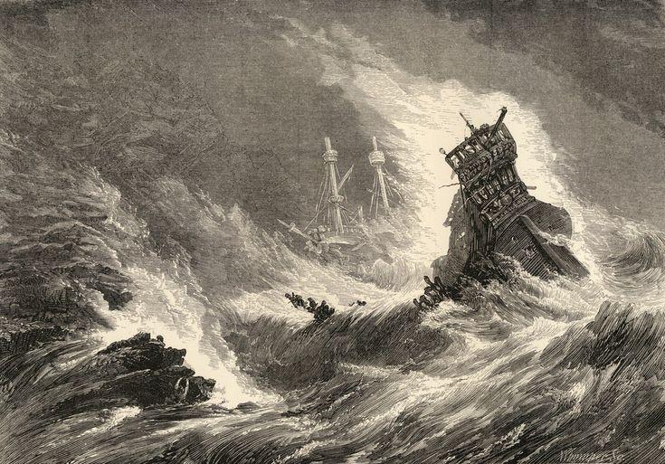 Storm-wreck - 3rd Spanish Armada - Wikipedia, the free encyclopedia