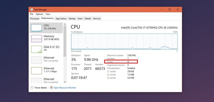 Find The Number Of Cores In A Processor, And Limit Core Use By Apps