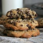 My Favorite Chocolate Chip Cookie