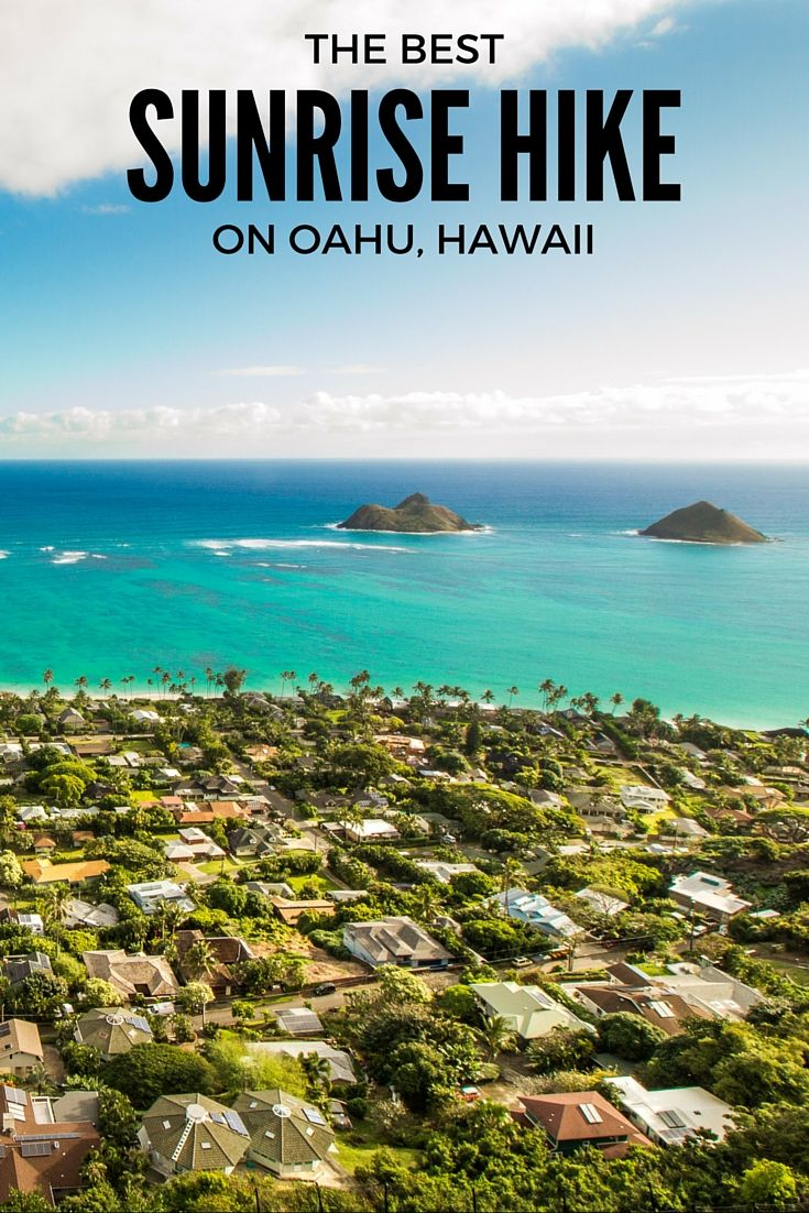 CLICK TO FIND OUT THE BEST PLACE TO WATCH THE SUNRISE FROM ON OAHU