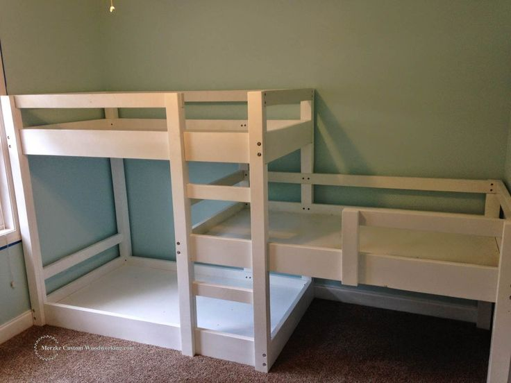 Triple Bunk Bed…