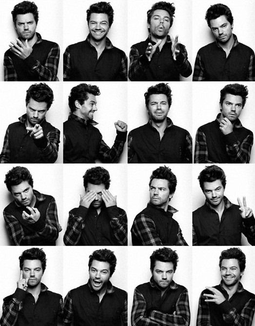 Dominic Cooper is so amazing and I was born on the same day. :3